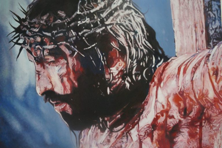 Jesus Christ Painting by James Earley
