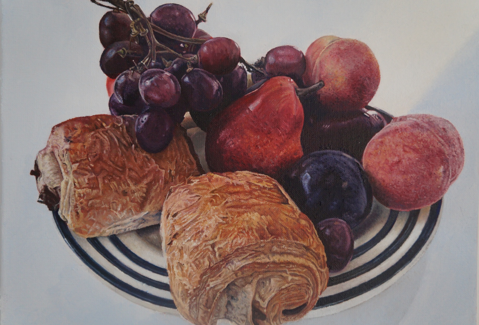 French Still Life 2 by James Earley