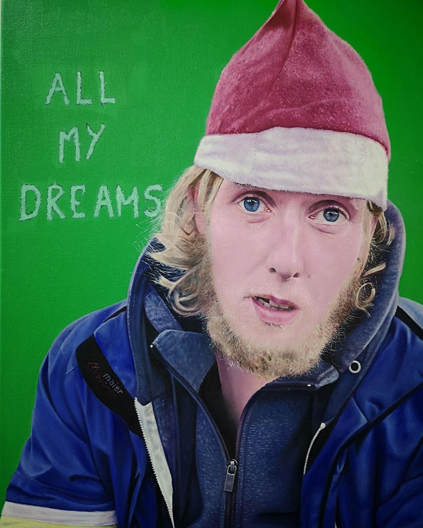 Stolen Dreams by James Earley