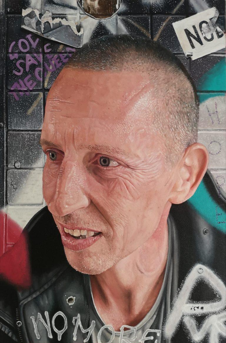 Joe's Wall by James Earley