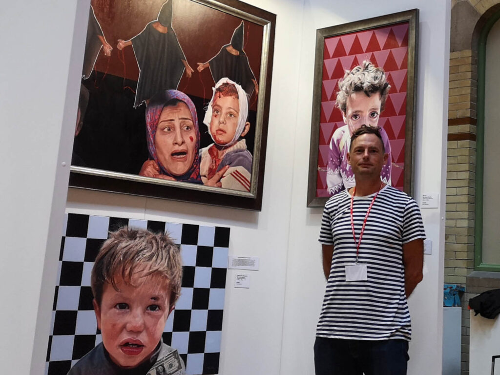 James Earley Amsterdam Art Fair 2019