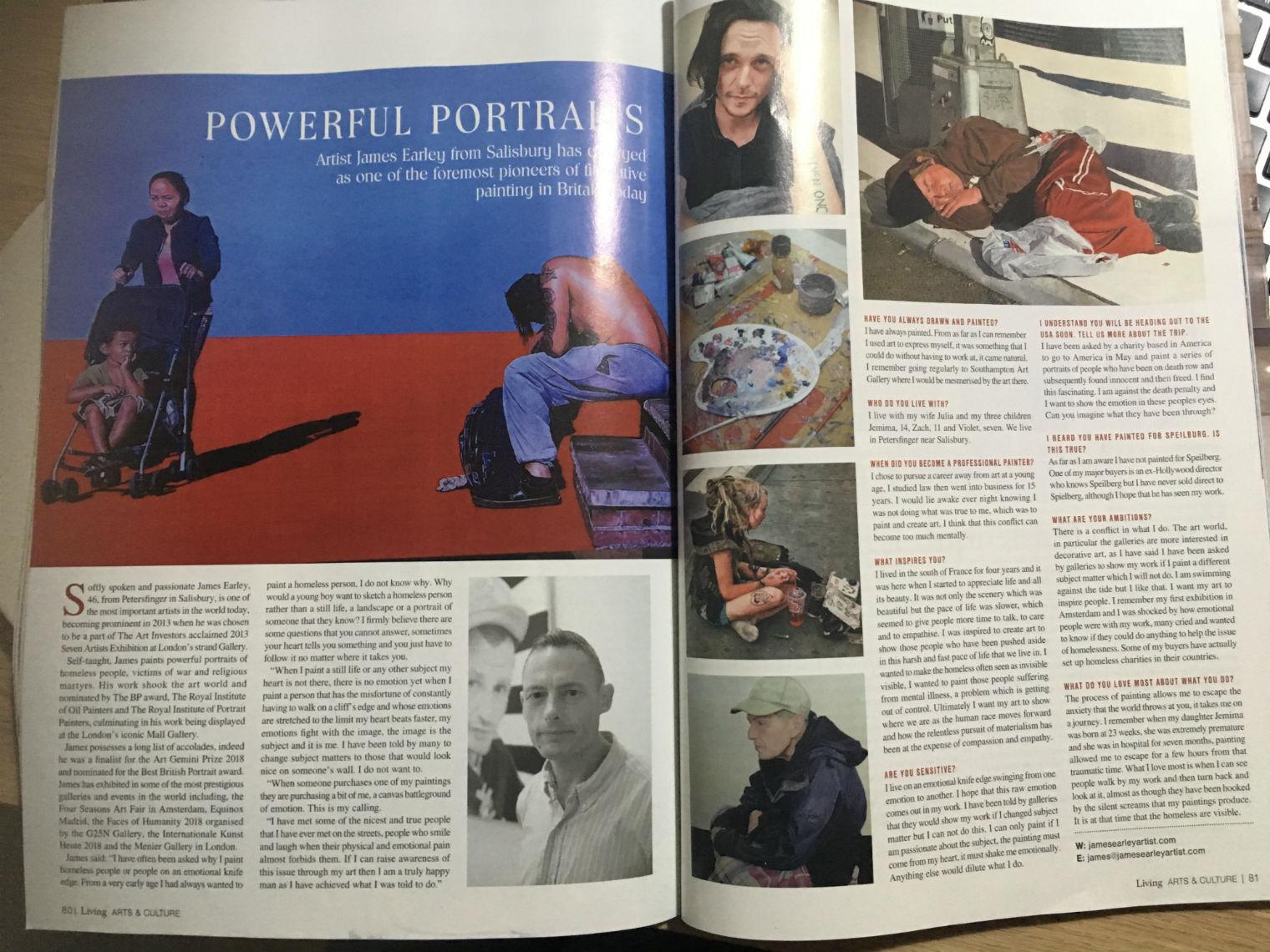 James Earley Article Life Magazine