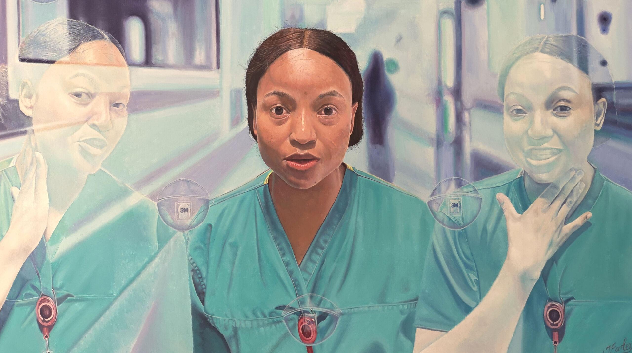 Susan Portrait by James Earley