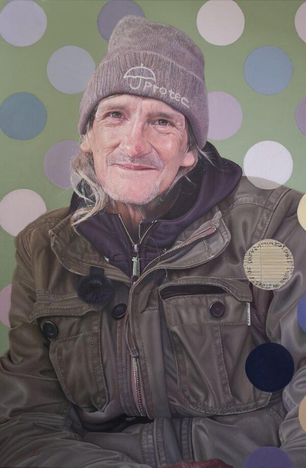 oil painting, realism, hyperrealism James earley